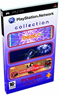 PlayStation Network Collection Power Pack (PSP) [Importación inglesa]: Amazon.es: Videojuegos