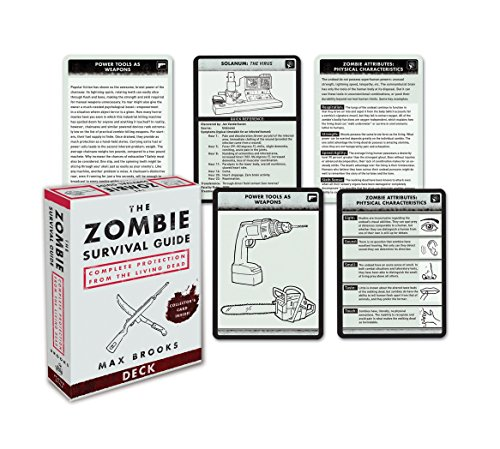 The Zombie Survival Guide Deck: Complete Protection from the Living Dead ()