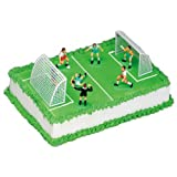 Oasis Supply Company Boys Soccer Birthday Cake Kit by Oasis Supply