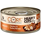 Wellness Core Hearty Cuts Natural Canned Grain Fre...