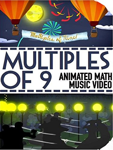 Multiplication Song For Kids: Skip Counting by 9 Music Video Cartoon (Top 10 Movies For Kids compare prices)