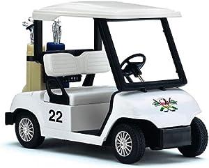 Kinsfun Pull Back Action Golf Cart