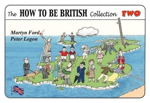 how to be british - 2