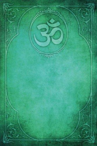 Download Monogram Hinduism Notebook: Blank Diary Journal Log (Monogram Elegance 150 Lined) (Volume 41) PDF