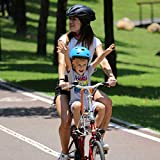 UrRider Front-Mount Child Bike Seat for