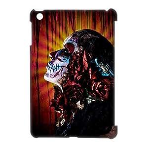 ALICASE Diy Artistic Skull Phone Case For iPad Mini [Pattern-1]
