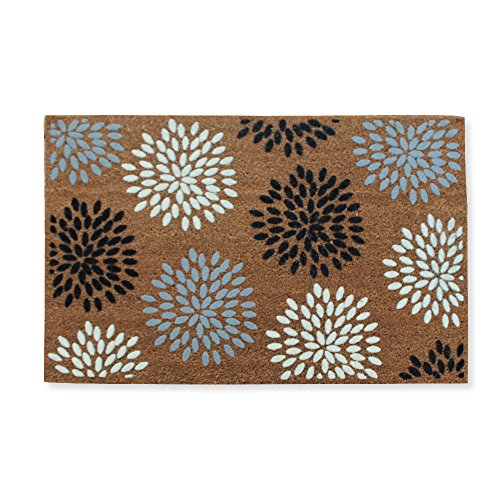 a1-home-collections-first-impression-entry-flocked-doormat-vinson-coir-large24-l-x-36-w