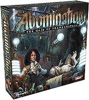 Plaid Hat Games PH3200 Abomination: The Heir of Frankenstein