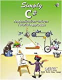 img - for Simply C#: Appl Driven& Visl C# Stnd Edtn CD book / textbook / text book