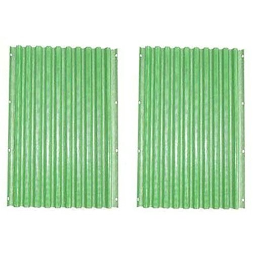 A4316R New Set of 2 Grill Screens made to fit John Deere Tractor 60 620 630 7... (John Deere 60 Tractor)