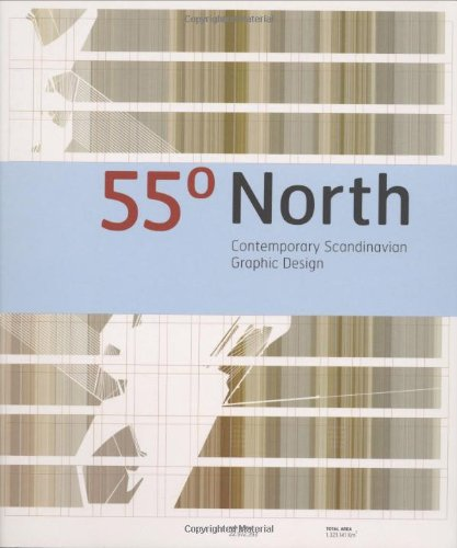 Read Online 55 Degrees North: Contemporary Scandinavian Graphic Design pdf