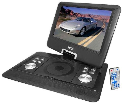 pyle-home-pdh14-14-inch-portable-tft-lcd-monitor-with-built-in-dvd-player-mp3-mp4-usb-sd-card-slot