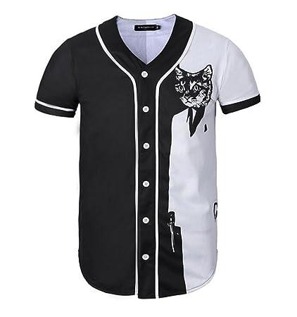 Camisetas beisbol