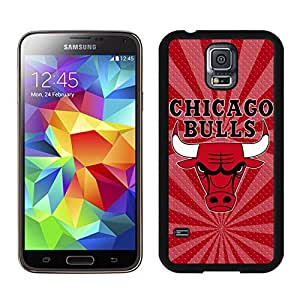 New Custom Design Cover Case For Samsung Galaxy S5 I9600 G900a G900v G900p G900t G900w Chicago bulls 3 Black Phone Case