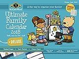 2018 Motherword Deluxe English Calendar