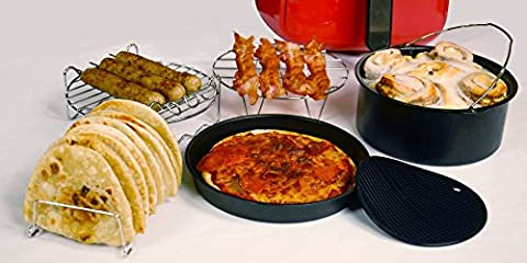 6 pc. Air Fryer Accessory Set - Universal - Accessories