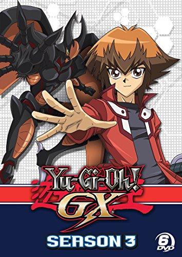 Yu-Gi-oh! GX: Season 3 by Cinedigm