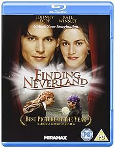 Finding Neverland [Edizione: Regno Unito] [Reino Unido] [Blu-ray]