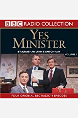 Yes Minister Volume 1 Audible Audiobook