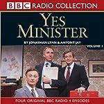 Yes Minister Volume 1 | Jonathan Lynn,Antony Jay