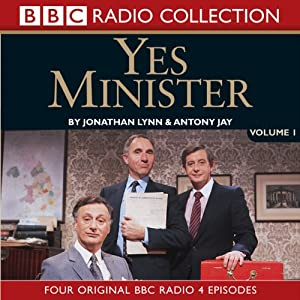 Yes Minister Volume 1 Radio/TV Program