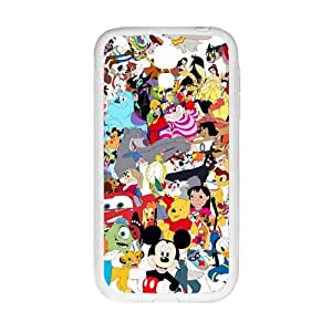 Disney Family Pattern Plastic Case For Samsung Galaxy S4 by Maris's Diary