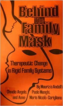 Book Behind The Family Mask (P)