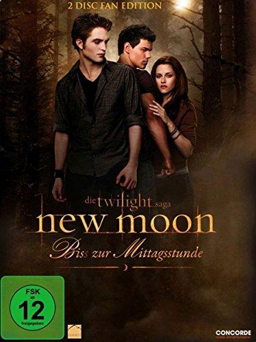 Twilight 2 Biss Zur Mittagsstunde Dvd Min 126dd51ws New Moon
