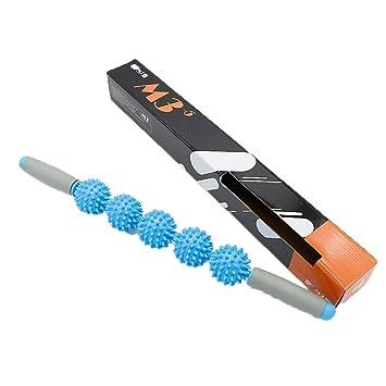 YINQAG Foam Roller, Medium Density Deep Tissue Massager for Muscle Massage and Myofascial Trigger Point