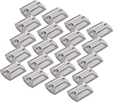 GreenLighting 20 Pack White Reflective Road Studs