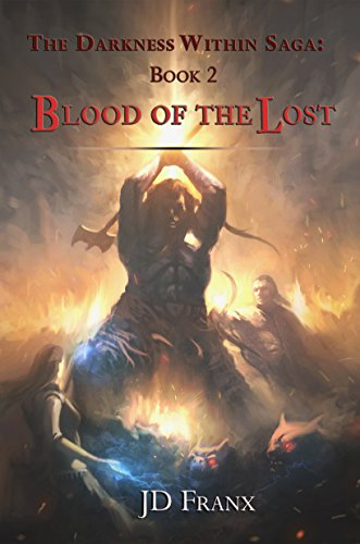 Blood Lost Darkness Within Saga ebook product image