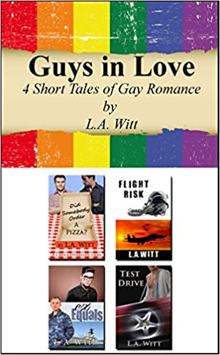 Download PDF Guys in Love - 4 Short Tales of Gay Romance