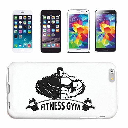 """cas de téléphone iPhone 7 """"BODYBUILDER AVEC MASSES BODYBUILDING GYMNASE Musculation GYMNASE muskelaufbau SUPPLEMENTS WEIGHTLIFTING BODYBUILDER"""" Hard Case Cover Téléphone Covers Smart Cover pour Apple"""