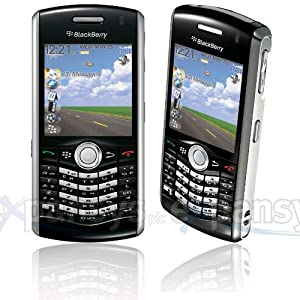 BlackBerry 8110 Sim Free Smartphone - Black