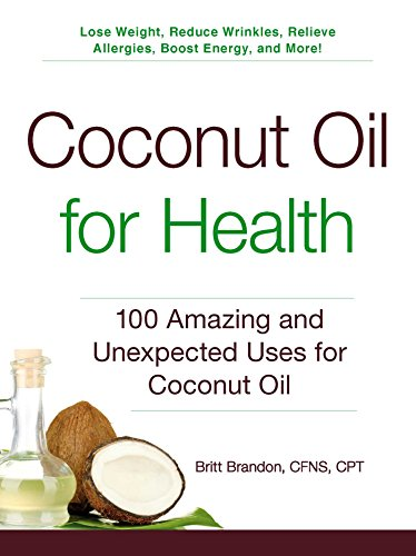 Coconut Oil Health Amazing Unexpected ebook product image