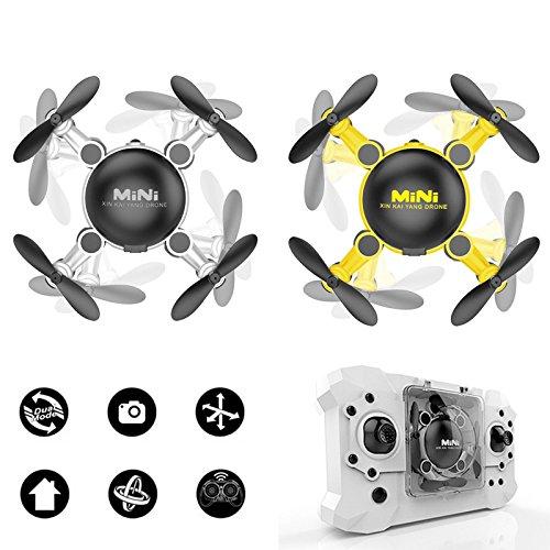 Cewaal Hanbaili Plegable Mini RC Drone para niños Quadcopte con ...