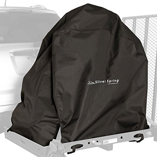Silver Spring Power Chair Water Resistant Transport Cover - 44'' X 23'' X 38'' by Silver Spring