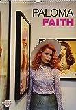 Koolart Imagicom Paloma Faith A3 Calendar 2015