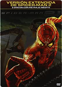 Spider-Man 2.1 (Ed. Metalica) [DVD]