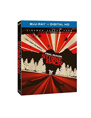 Strike Back : Season 4 [Blu-ray] with Digital HD