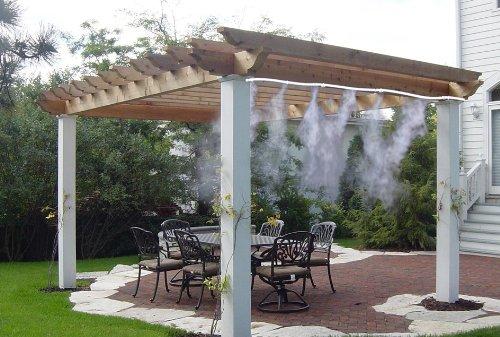 O fresh nebulizzatore da terrazzo con ugelli m amazon