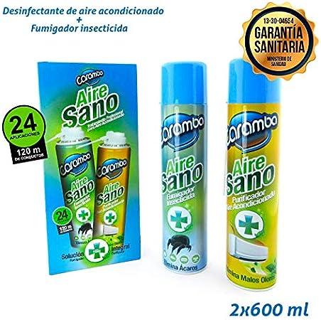 Sistema de limpieza integral Sistema Tidas AAC.2 x 600 ml: Amazon ...