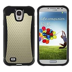 LASTONE PHONE CASE / Suave Silicona Caso Carcasa de Caucho Funda para Samsung Galaxy S4 I9500 / Simple Pattern 19