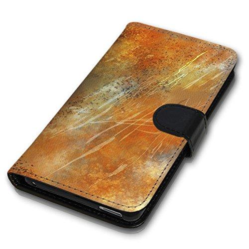 Wallet Book Style Flip Handy Tasche Case Schutz Hülle Schale Motiv Etui für Apple iPhone 6 Plus / 6S Plus - Design Flip MV89