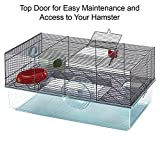 Favola Hamster Cage | Includes Free Water