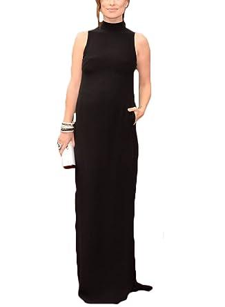 Ri Yun Elegant Halter Formal Maxi Maternity Evening Dresses Party