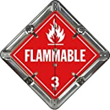 "5 Legend DigiLock Placard, Aluminum (unpainted), 13.75"" x 13.75"" offers"