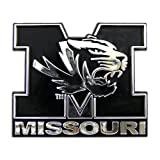Missouri Tigers Mizzou NCAA Chrome 3D for Auto Car Truck Emblem Decal Sticker College Officially Licensed Team Logo