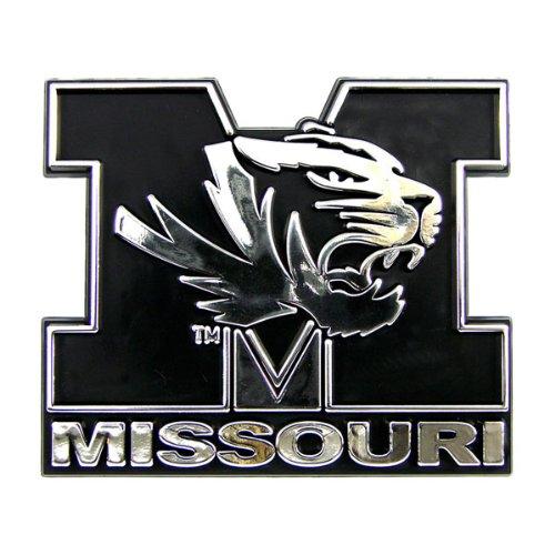 NCAA Missouri Tigers Chrome Automobile - Outlet Missouri Malls