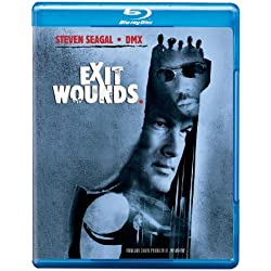 Exit Wounds (BD) [Blu-ray]